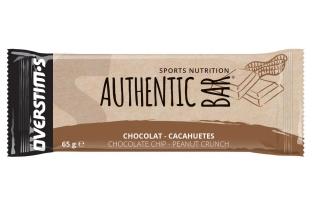 OVERSTIM'S Barre énergétique Authentic Bar - Chocolat Cacahuète