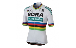 SPORTFUL MAILLOT MANCHES COURTES BODYFIT BORA WORLD CHAMPION 2018