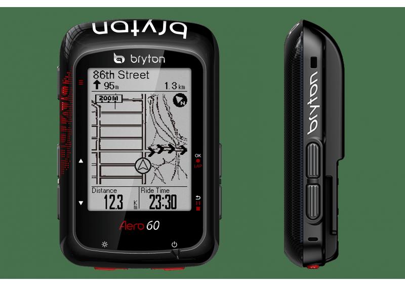 BRYTON RIDER AERO 60 E