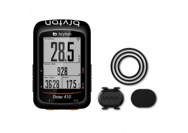 BRYTON GPS RIDER 410C
