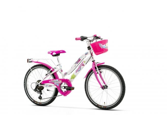 "LOMBARDO vélo enfant CREMONA 20"" 6 vitesses 2019"