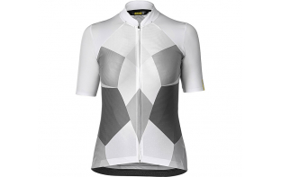 MAVIC MAILLOT MANCHES COURTES SEQUENCE PRO FEMME 2019