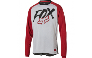 FOX MAILLOT MANCHES LONGUES RANGER DRIRELEASE YOUTH 2019