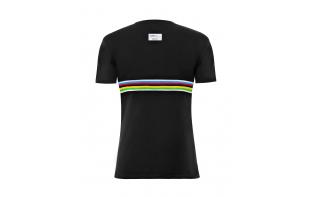 SANTINI MAILLOT MANCHES COURTE UCI 2019