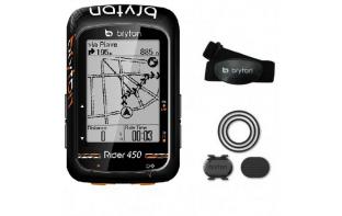 BRYTON GPS RIDER 450 T