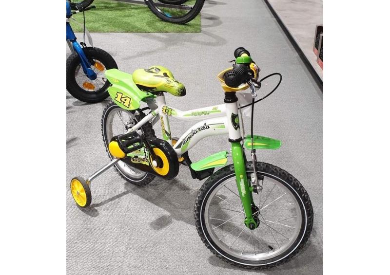 Lombardo vélo enfant Monopoli 14
