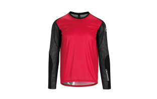 ASSOS MAILLOT MANCHES LONGUES TRAIL
