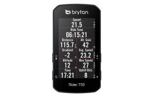 BRYTON GPS RIDER 750 E