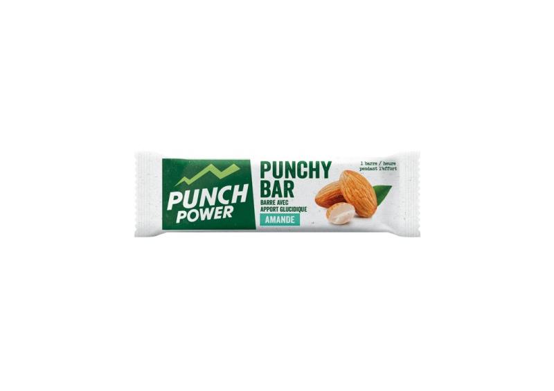 Punch Power Barre énergétique PunchyBar 30gr - Amande -