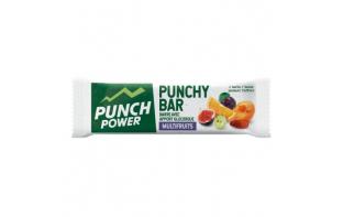 PUNCH POWER Punchybar Multifruit (Barre 30g)