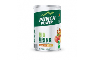 PUNCH POWER Boisson énergétique BiO drink fruits rouges (500g)
