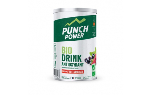 PUNCH POWER Boisson BioDrink Antioxydant Fruits rouges (500g)
