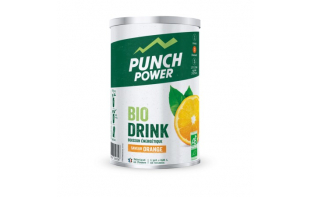 PUNCH POWER Boisson Biodrink Orange (500g)