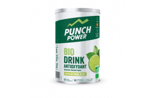 PUNCH POWER Boisson Biodrink Antioxydant Citron vert (500g)