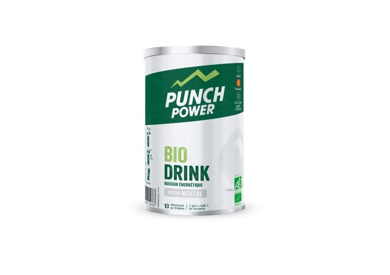 PUNCH POWER Boisson Biodrink neutre (500g)