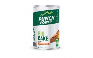 PUNCH POWER BiO Cake Noisettes Sans Gluten (400g)