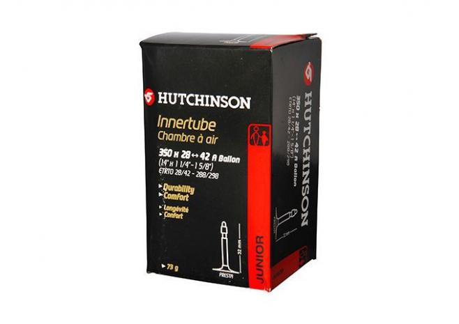 Chambre à Air Hutchinson Junior 350 x 28 à 42 A Ballon (presta)