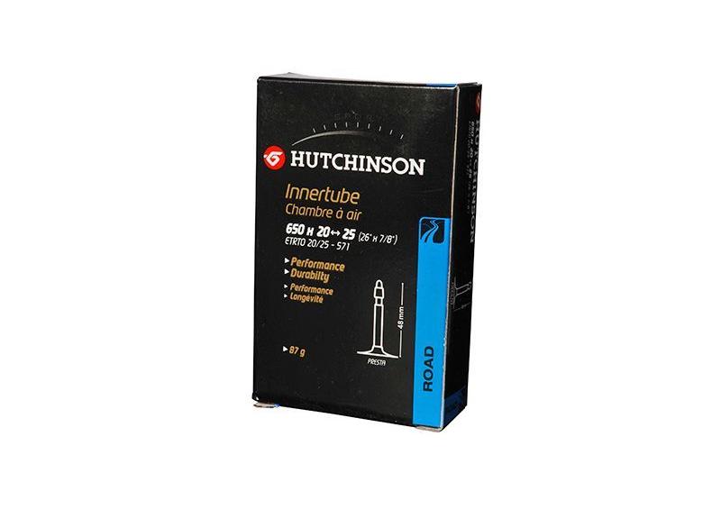 Chambre à air Hutchinson Standard 650 x 20 à 25 (presta)