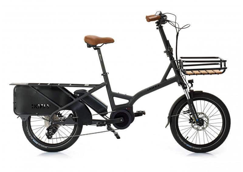 KIFFY vélo cargo CAPSULE 2021