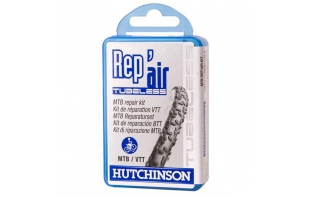 Kit de réparation Hutchinson Rep'Air tubeless vtt