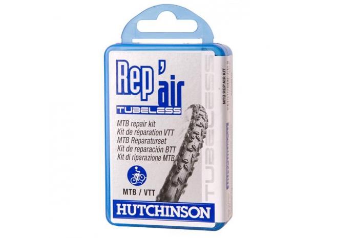 Kit de réparation Hutchinson Rep'Air tubeless vtt
