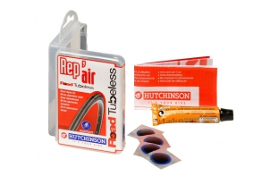 Kit de réparation Hutchinson Rep'Air tubeless route