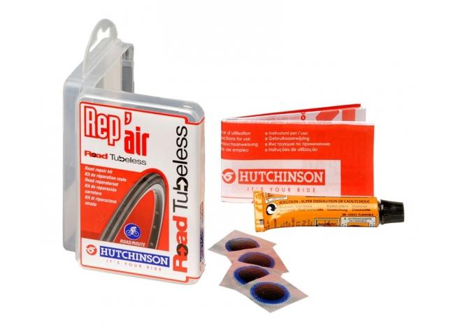 Kit de réparation Hutchinson Rep'Air tubeless route