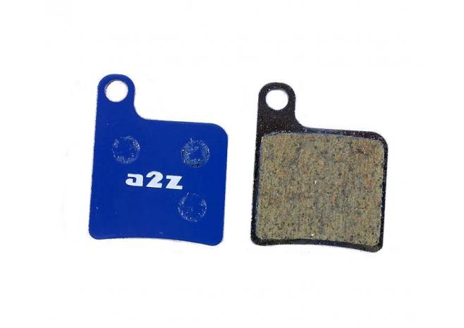 A2Z plaquettes de frein AZ-560 Giant MPH