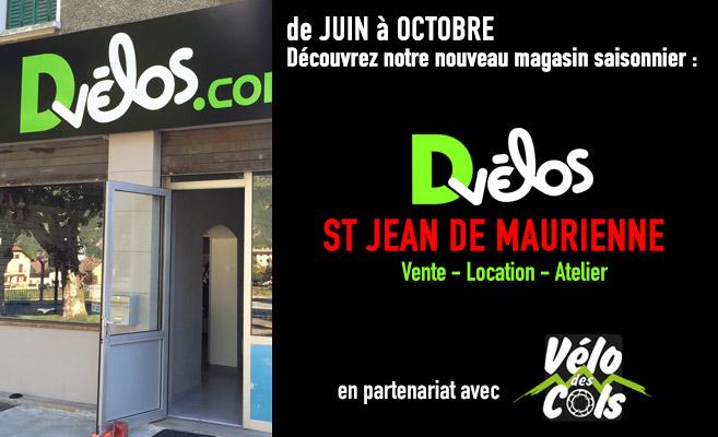 magasin vélo St Jean de Maurienne