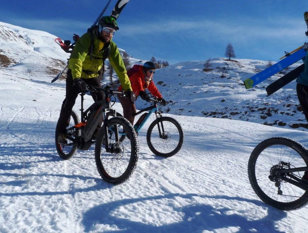 vtt-sur-neige