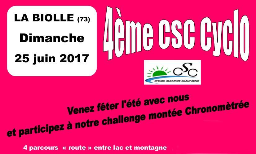 CSC CYCLO RECTO